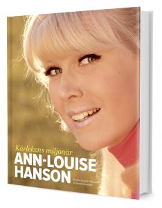 Ann-Louise Hanson - Omslag
