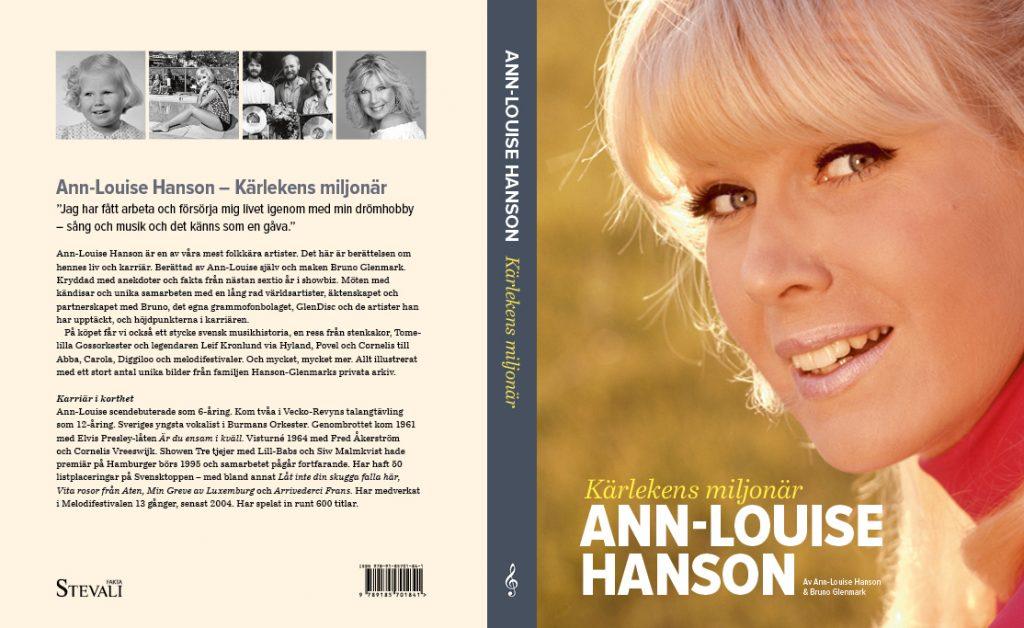 Ann-Louise Hanson - omslag spread