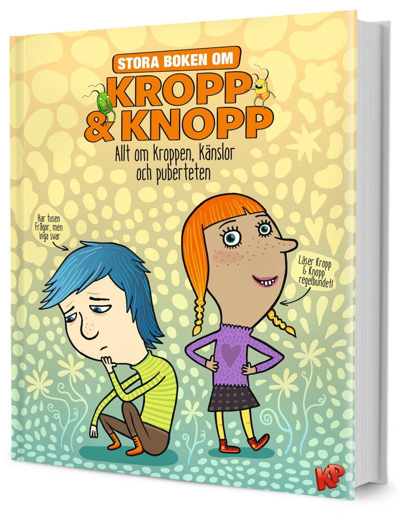 Kropp & Knopp -- omslag