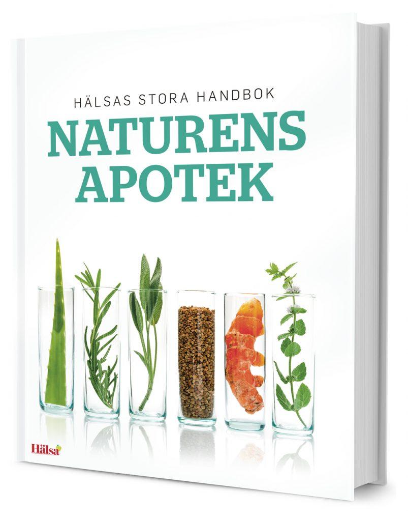 Naturens Apotek - Omslag