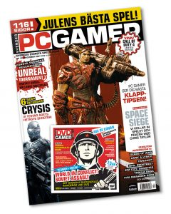 PC Gamer - Omslag
