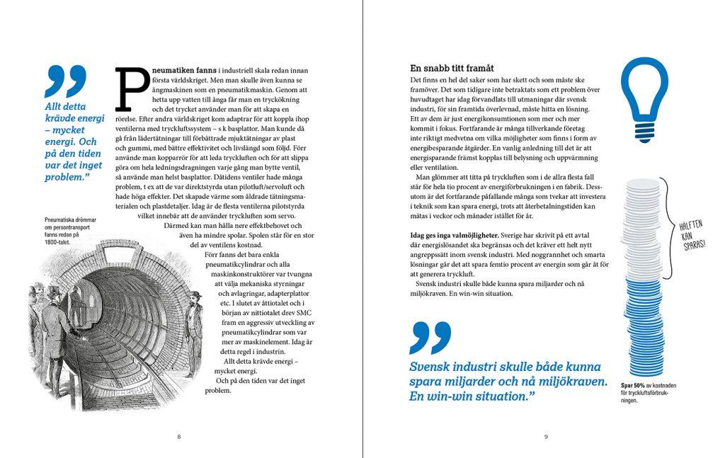 SMC-jubileumsbok - inlaga