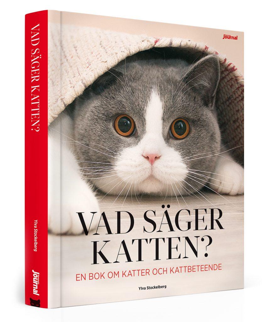 Vad säger katten? - Omslag