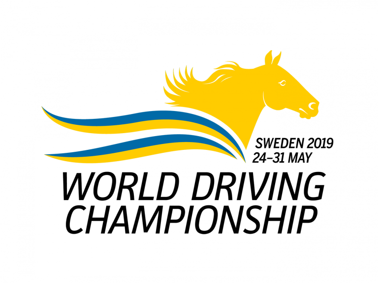 World trotting driver championship logo