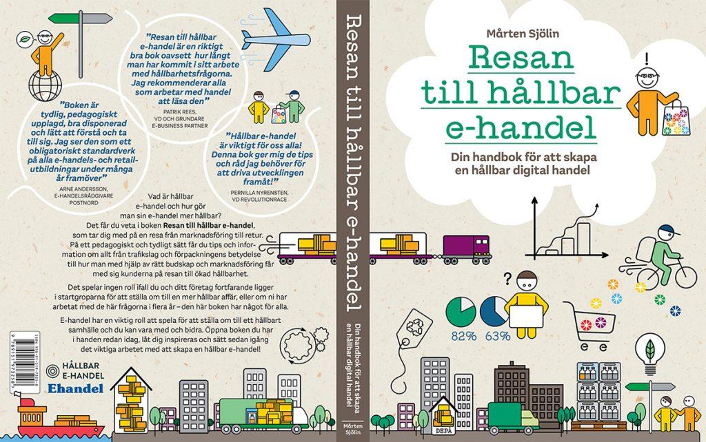 Resan till hållbar e-handel-omslag